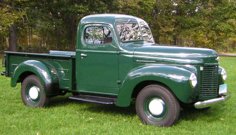 1946 international truck submited images