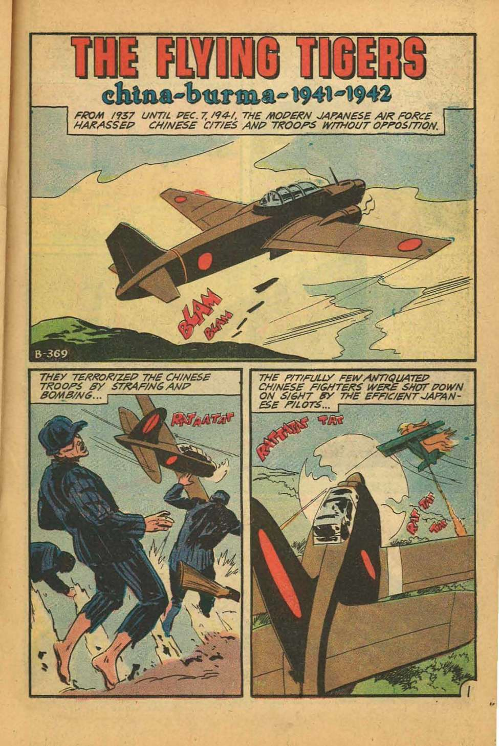 f1914131ac13 FLYING TIGERS: The Boy In The Man Remembers The Legend