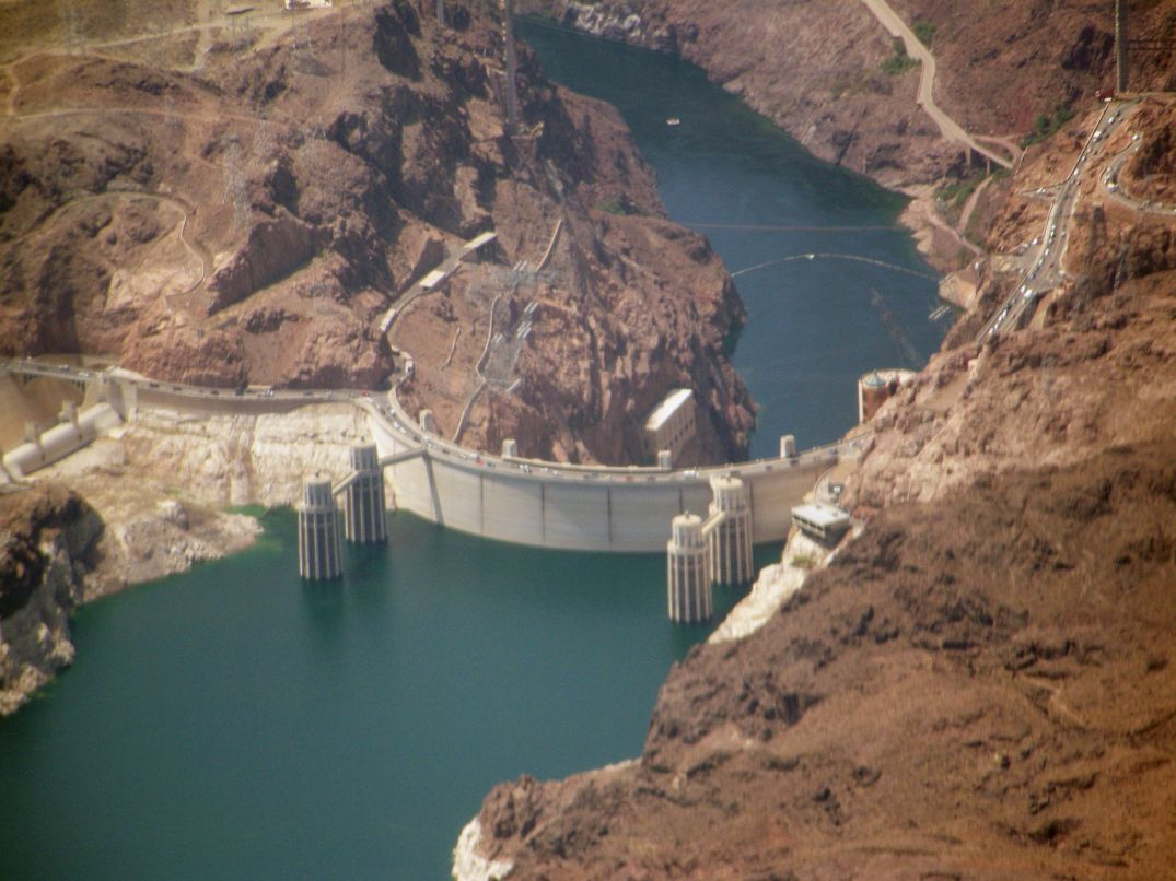 German Submarine Attack on Hoover Dam