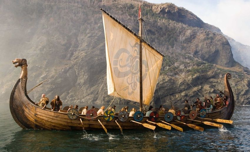 VIKINGS OF THE DESERT SOUTHWEST: The Lost Viking Ship