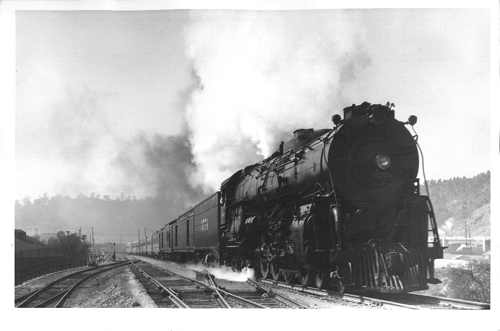 Image result for atsf 2900 class northern