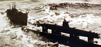 The Strange Odyssey of the German U-boat U-196